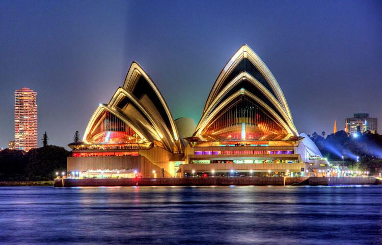 Самые красивые места Австралии - Топ 10