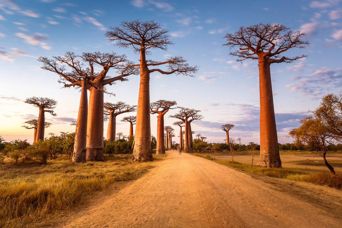 Африка - 10 самых красивых мест