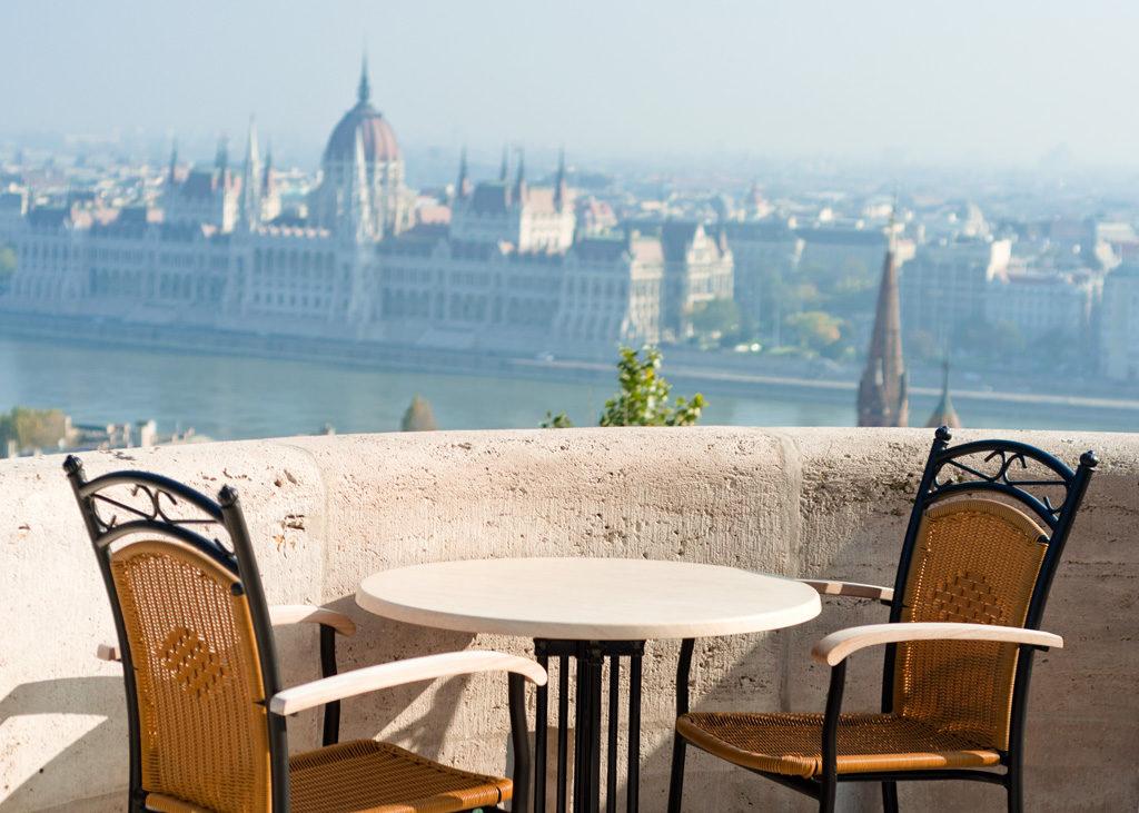 Романтичные места Будапешта