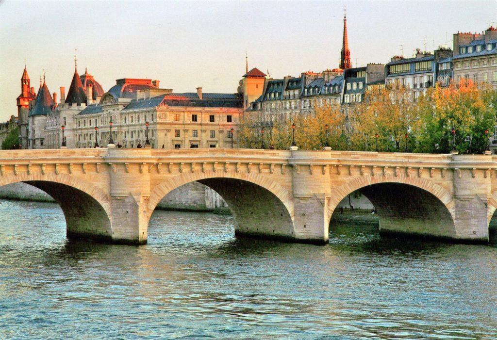 Пон-Нёф (Новый мост) | Pont Neuf