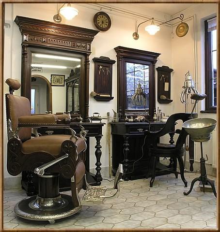 Музей парикмахерскому искусству в Будапеште
