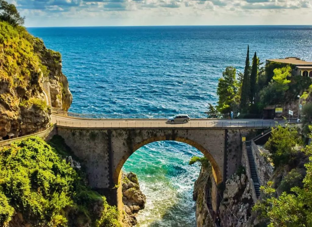 Фуроре-Амальфи-Италия