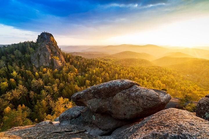 Красивые пейзажи России.