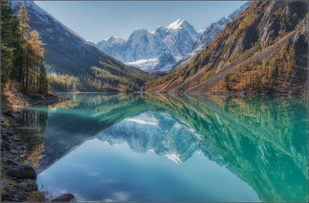 Шавлинские озера, Алтай.