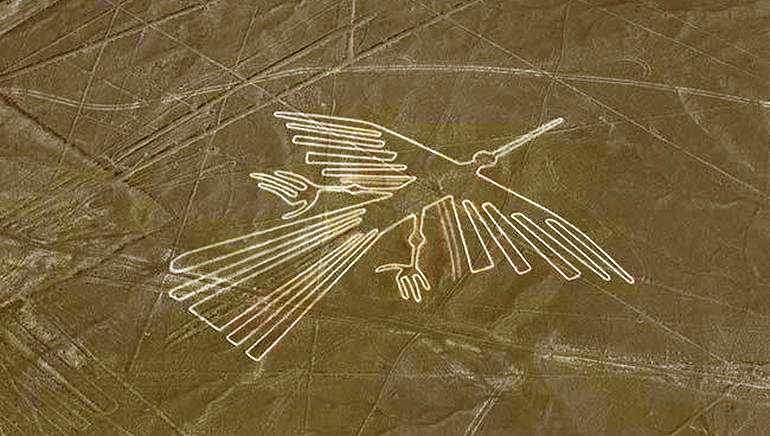 Геоглифы Наски, Перу