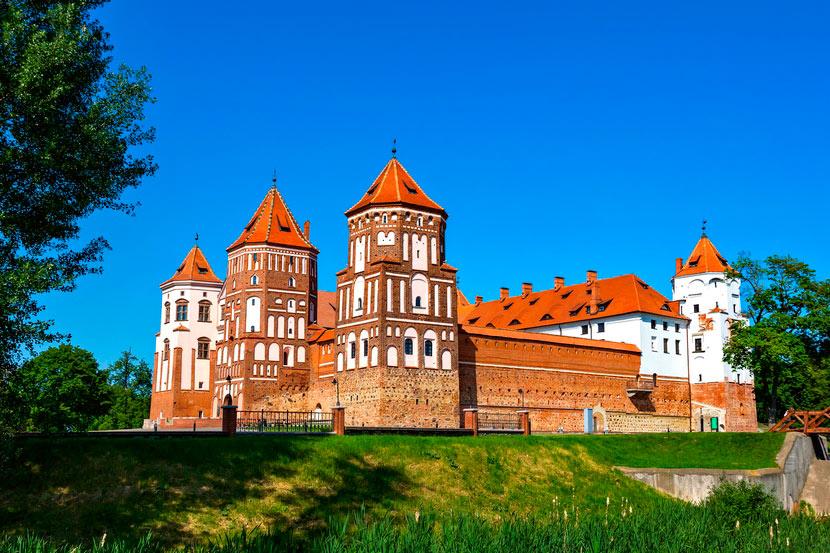 Красивые места Беларуси