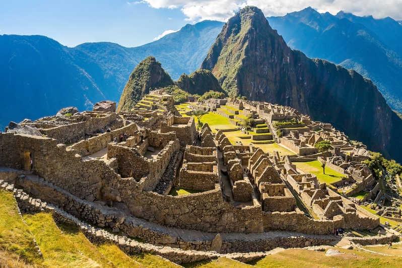 Мачу-Пикчу 2020, Перу