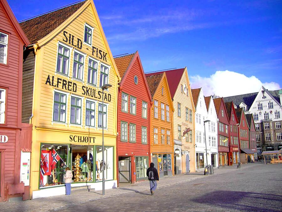 Самые красивые места Норвегии