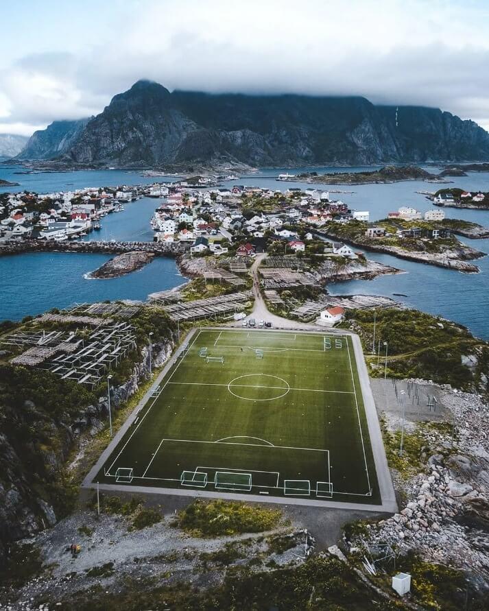 Лофотенские острова, Норвегия