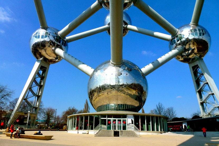 Монумент «Атомиум», Брюссель