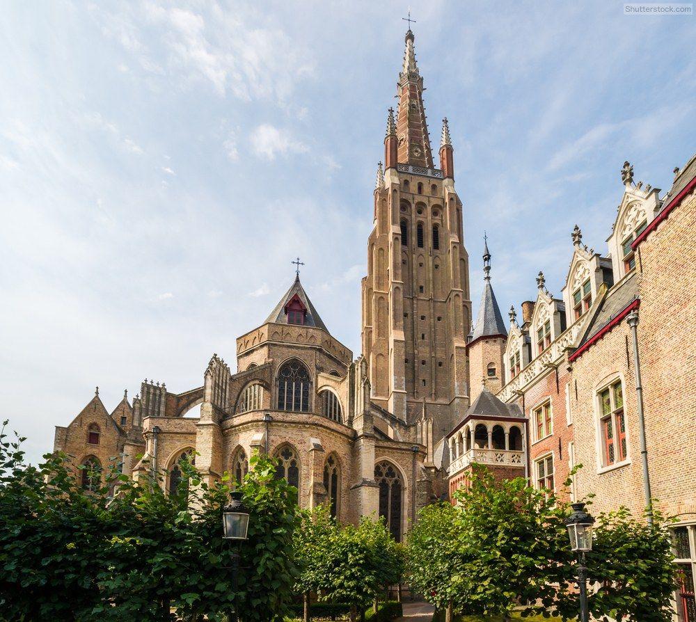 Церковь Богоматери, Брюгге