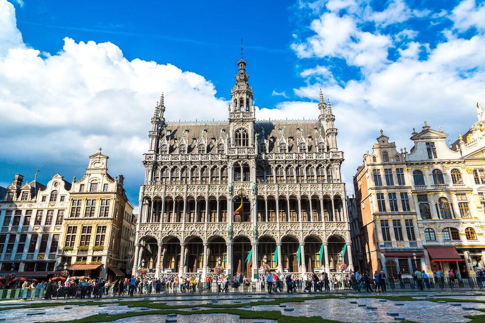 Дом Короля, Брюссель