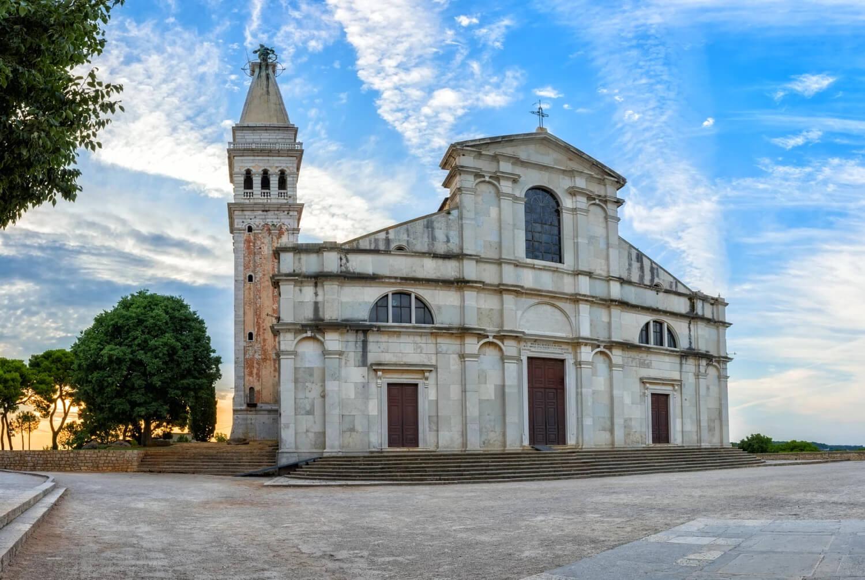 Церковь-Святой-Евфимии, Ровинь
